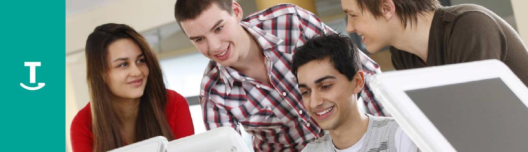 Telemercado abrió sus puertas a alumnos de colegios secundarios